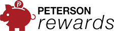 Peterson Rewards Logo